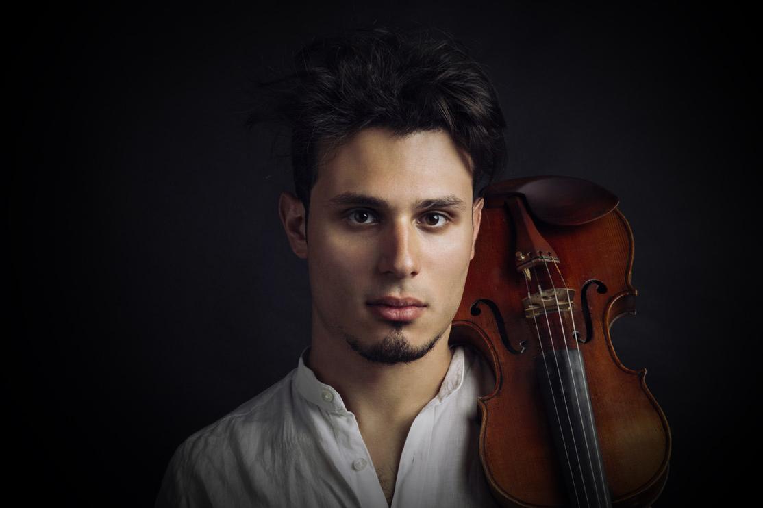 Nicolò Borgese - Violinista - 24
