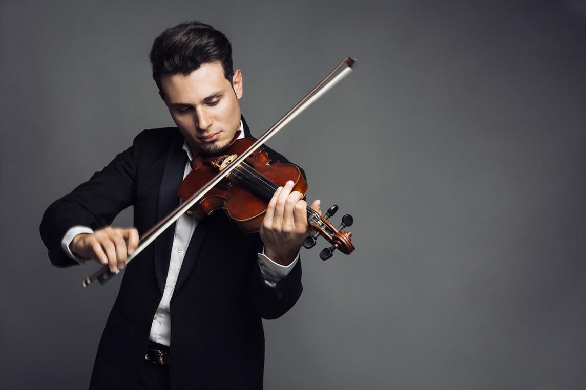 Nicolò Borgese - il mio violino per i tuoi eventi aziendali