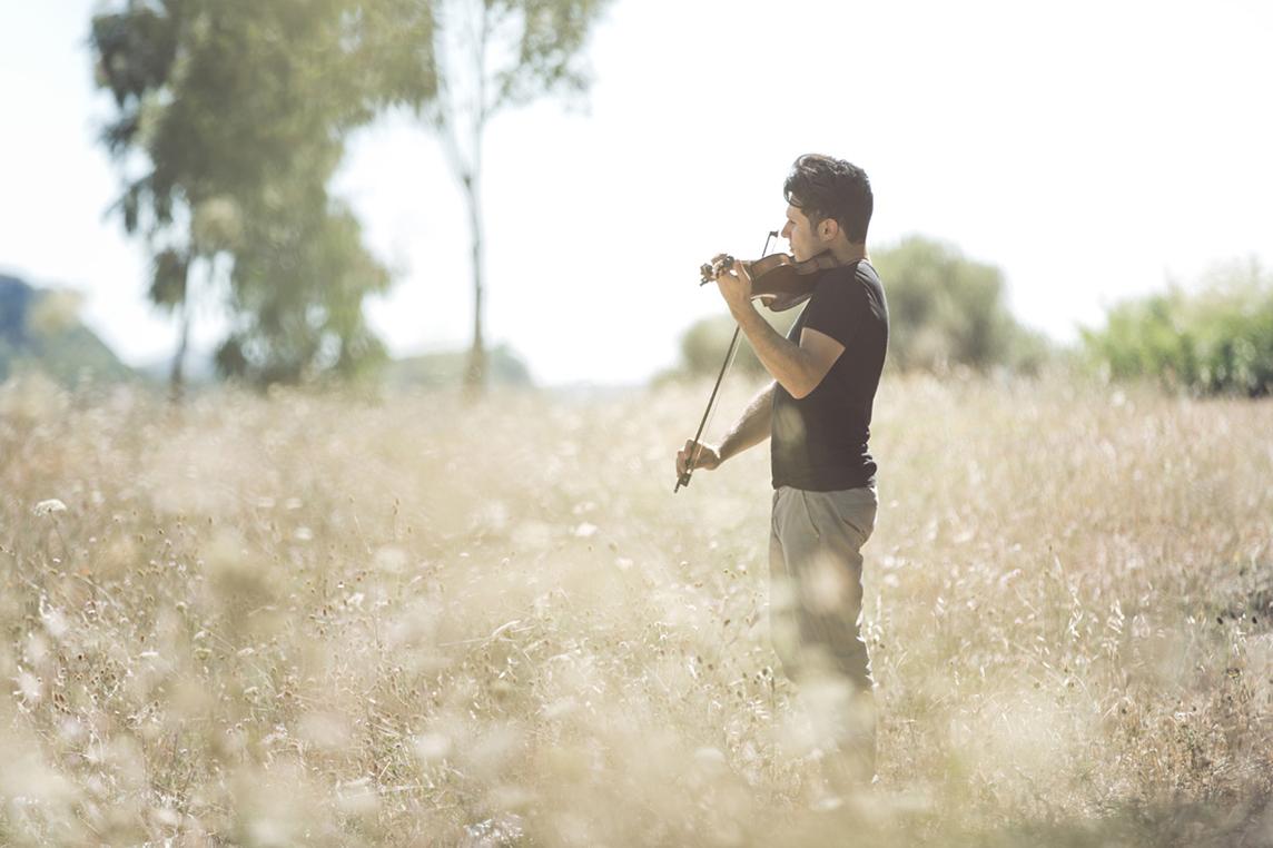 Nicolò Borgese - il mio violino per il tuo matrimonio
